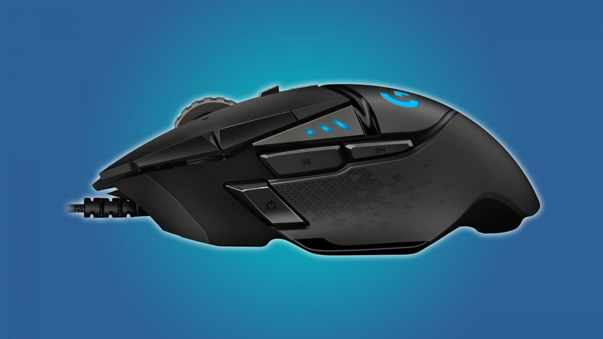 5701d0f5e5b A gaming PC needs a gaming mouse. OK, OK, it's true: you can play PC games  with a crusty old mouse if you want. But they're certainly more fun with a  shiny ...