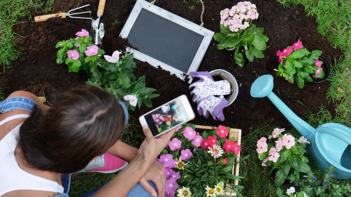 Gardening Apps hero