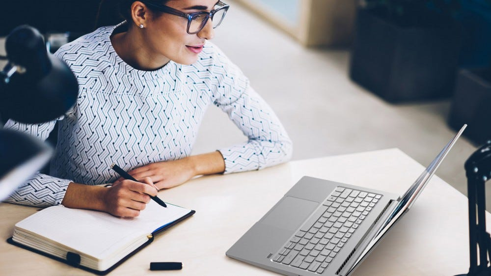 Acer Swift 3 promotional image.