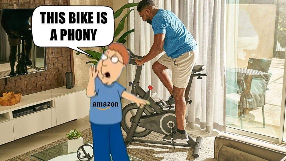 """""""phony guy"""" from Family Guy"""
