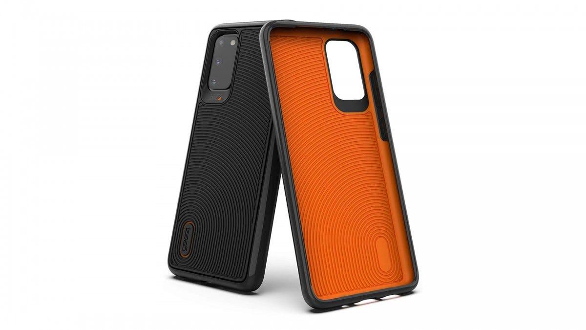 Gear4 Battersea Case on the Samsung Galaxy S20