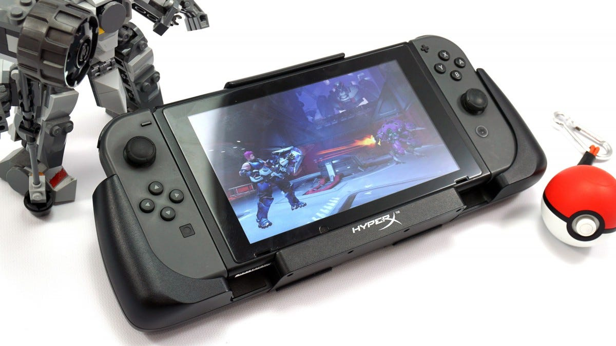 The Switch and ChargePlay Clutch.