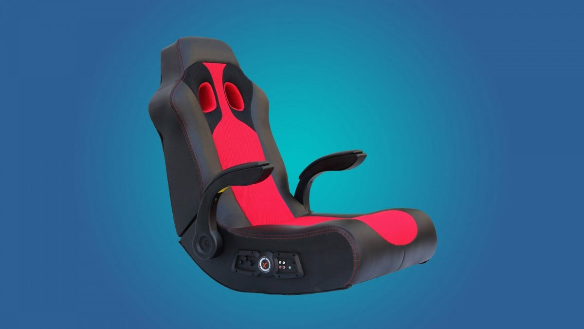 If youu0027re looking for a cross between the easy comfort of a bean bag chair and the support of desk chair gaming u201crockeru201d chairs are a pretty sweet hybrid. & The Best Gaming Rocker Chairs For The Gamer In Your Life u2013 Review Geek