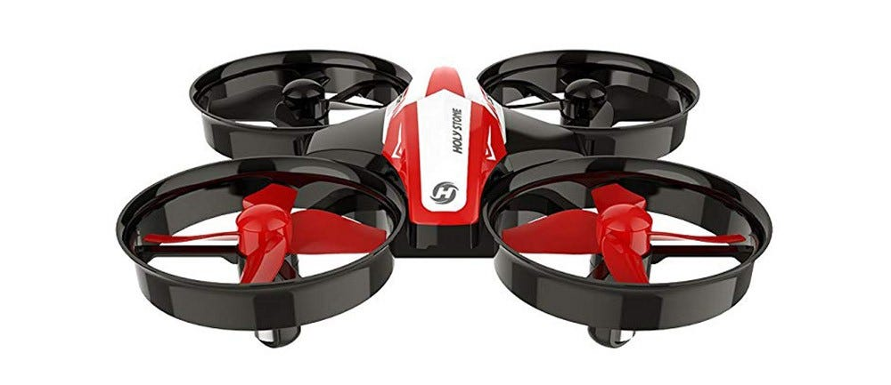 drone, toy, inexpensive, cheap, holy stone, HS210