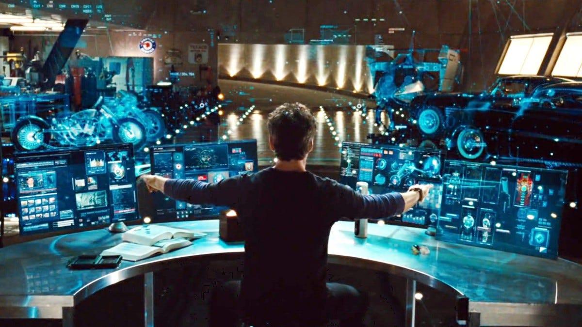 Iron Man 2 screen grab.
