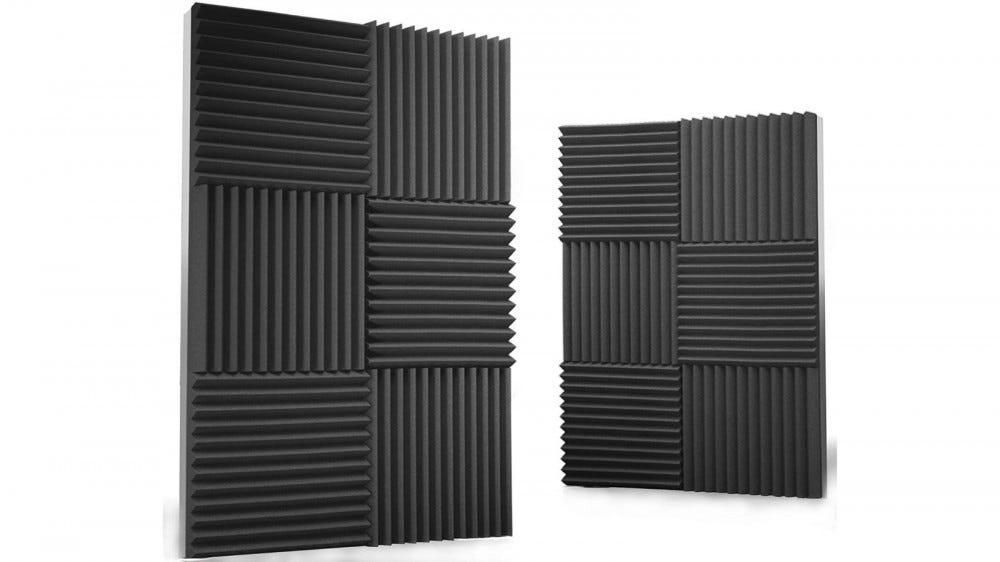 Siless Acoustic Foam