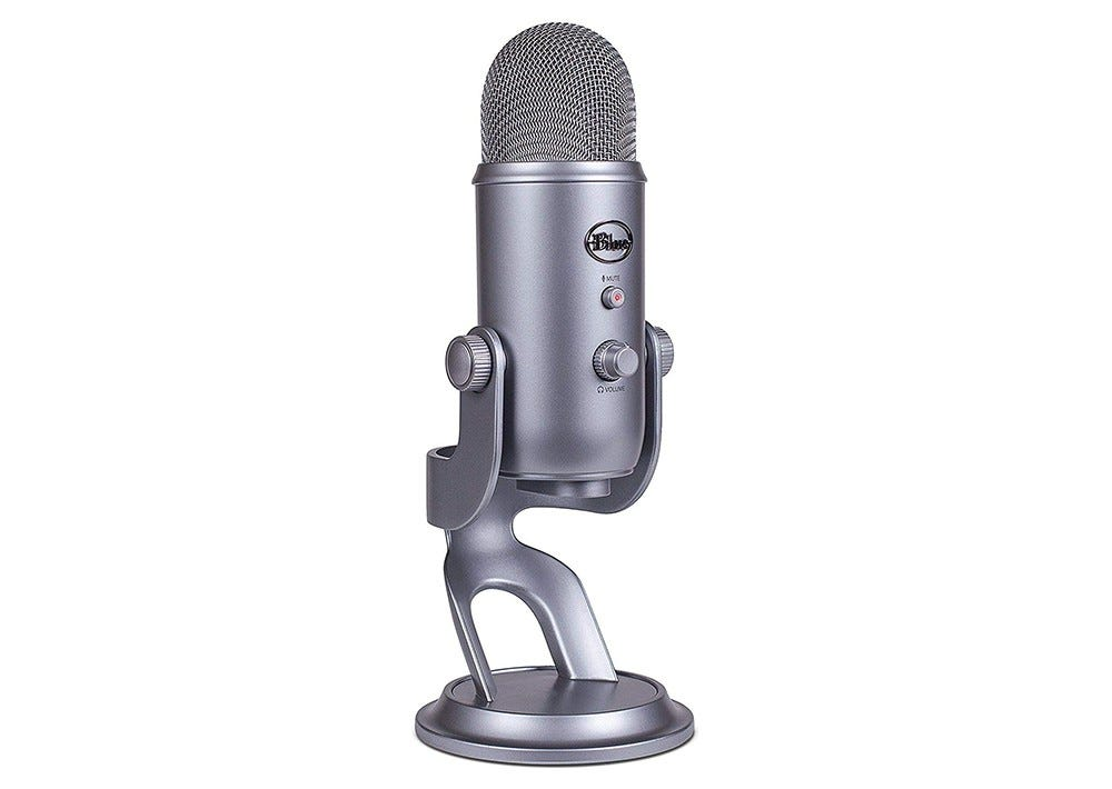 microphone, usb microphone, blue yeti, yeti microphone, game streaming,