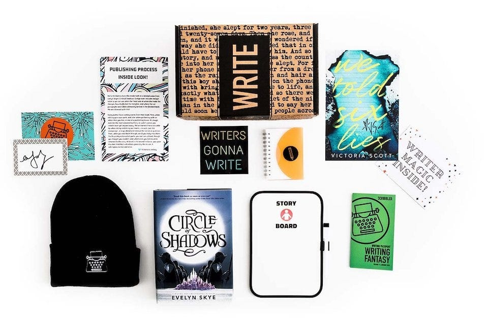Scribbler Subscription Box