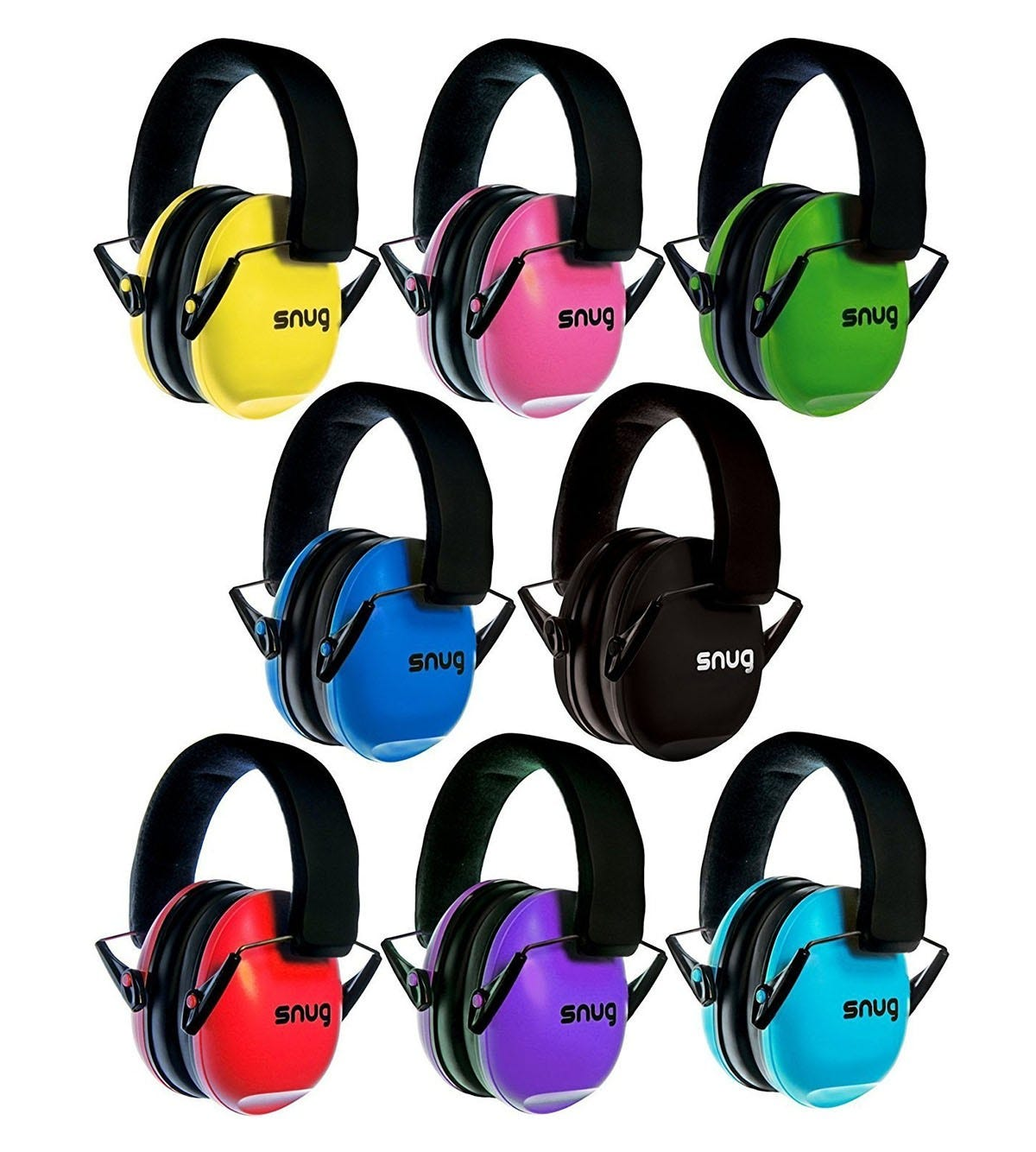 6906d76940a Snug Kids Earmuffs are a safe bet because they're comfortable and don't  require insertion in the ear canal (something many kids aren't very big  fans of).