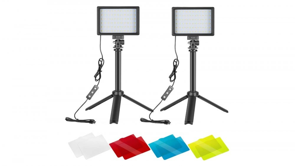 Neewer Portable Photography Lighting Kit