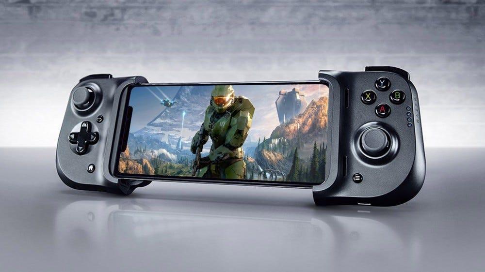 iPhone játszik az Xbox Game Pass-on, Halo