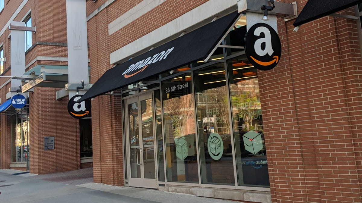 Using Amazon Locker Is Super Easy, and Can Save You Time and