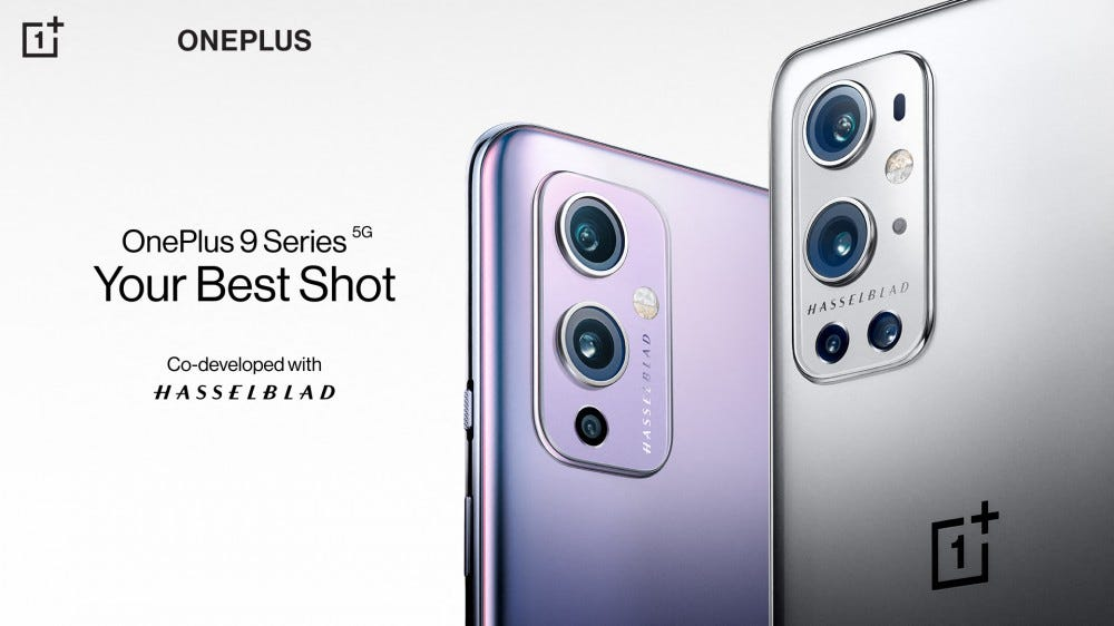 OnePlus Announces the OnePlus 9 Pro and OnePlus 9 with Hasselblad Photography – Review Geek
