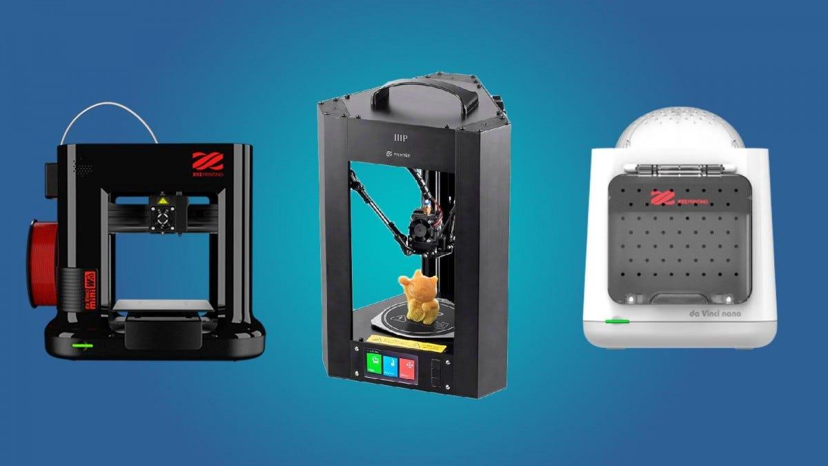 Die besten 3D-Drucker für Anfänger