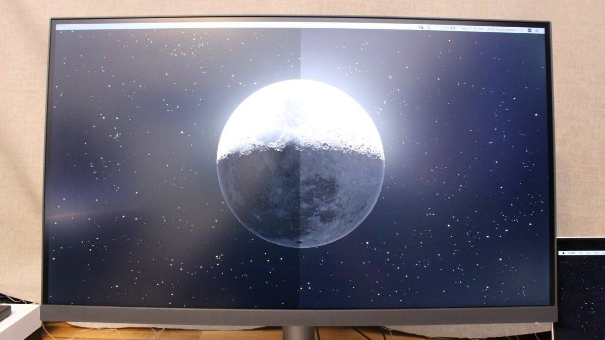BenQs PD2720u-Monitor-Test: So schön wie teuer