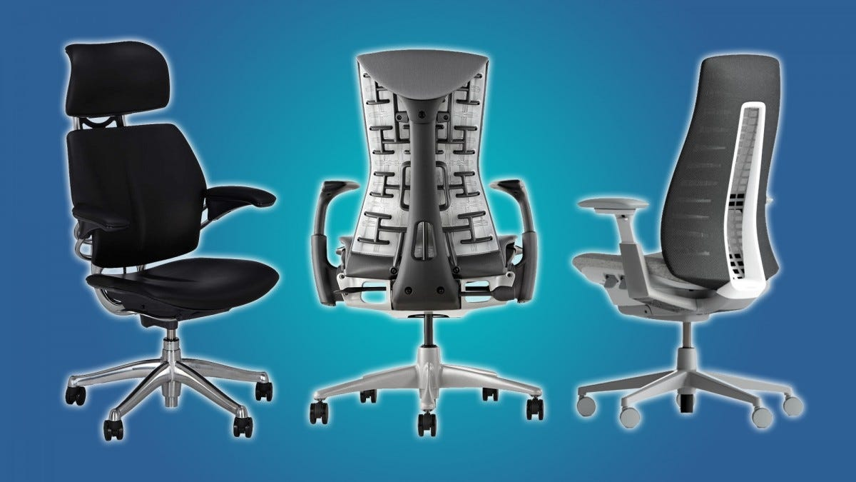 check out 51ba6 6673a The Best Premium Office Chairs For Back Support, Comfort ...
