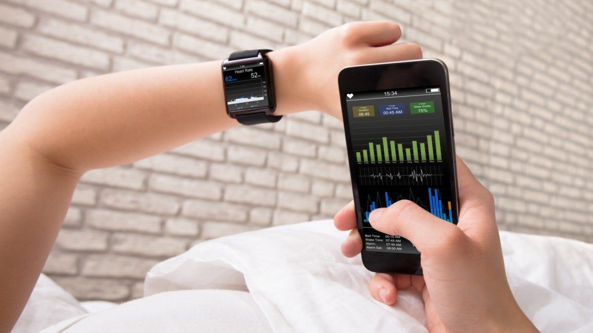 Sleep Tracker App hero