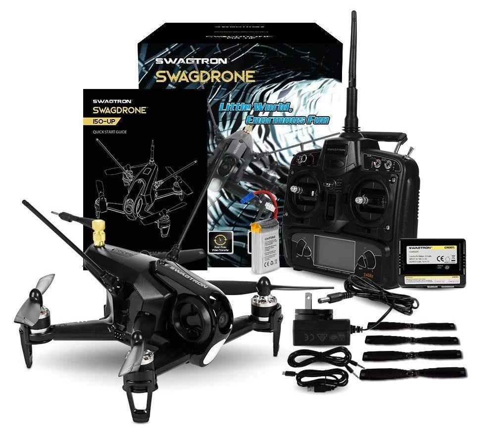 swagtron, swagdron, racing drone, beginner, racing, pre built, prebuilt,