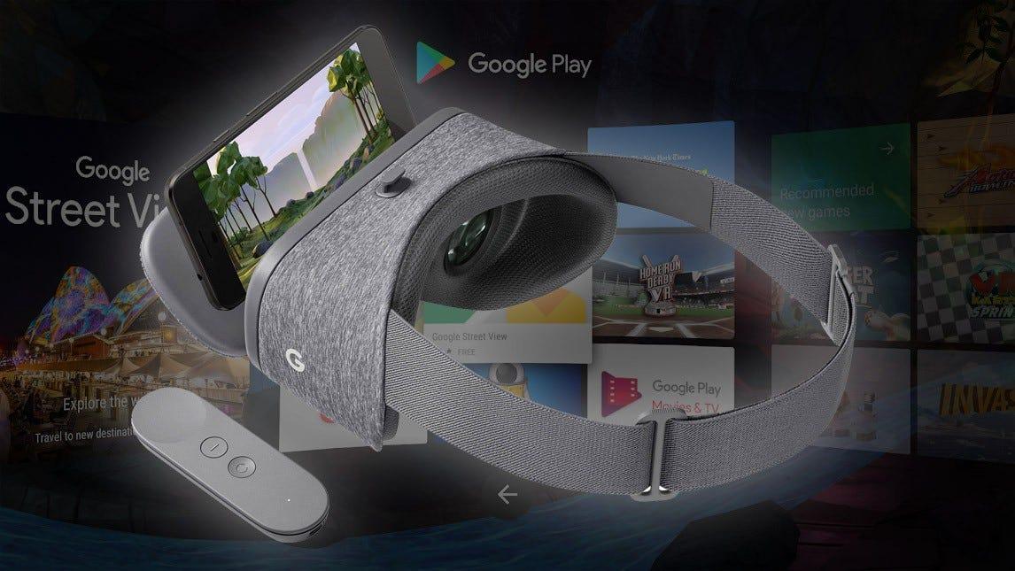 Tai nghe Google Daydream