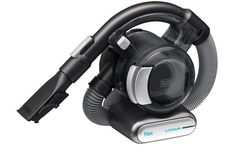 Black + Decker Max Lithium Flex Vac