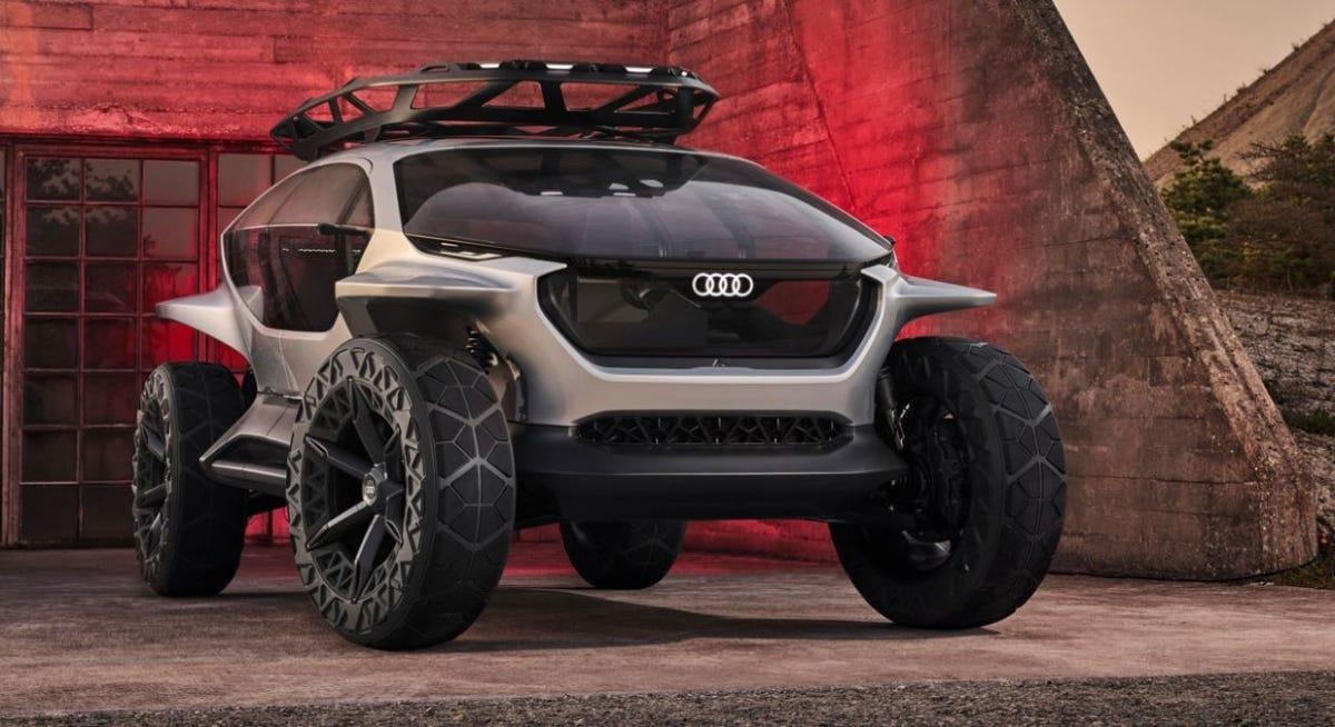 The Audi AI: Trail.