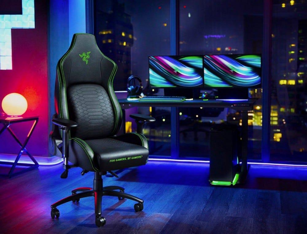 Razer Iskur chair