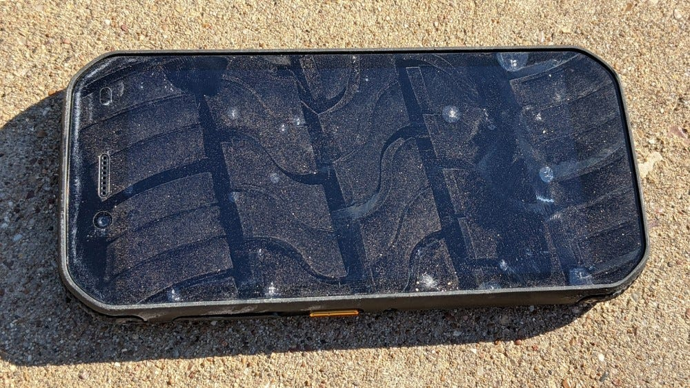 S42 with Screen Damage
