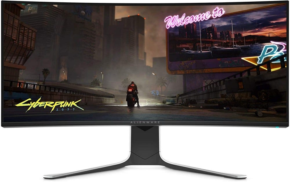 Alienware AW3420DW monitor