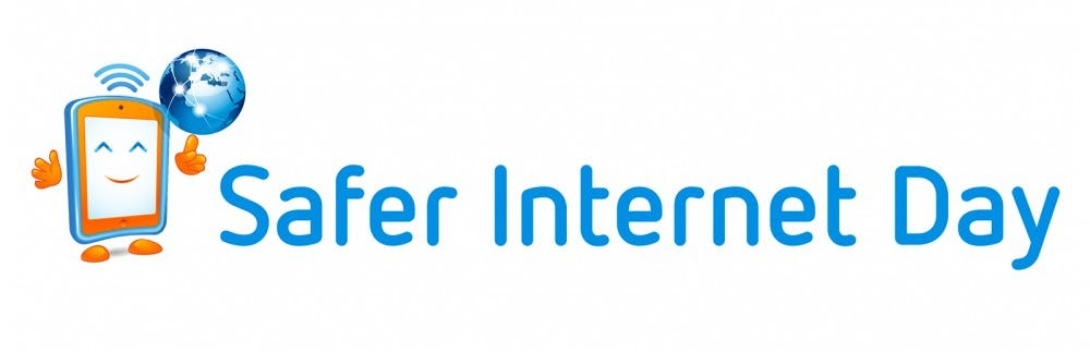 The Safer Internet Day logo.