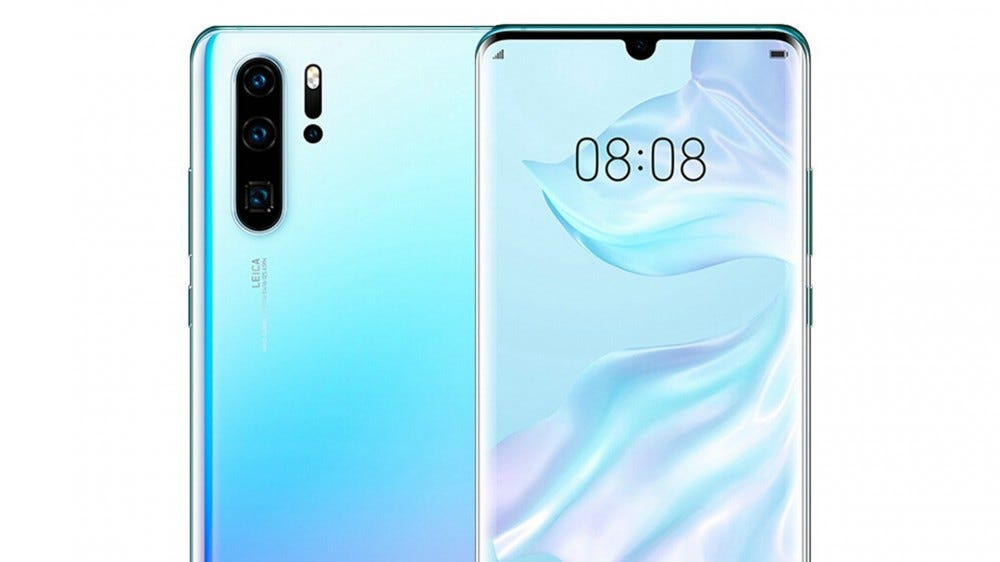 Huawei's P30 Pro, a 2019 flagship losing Android updates.
