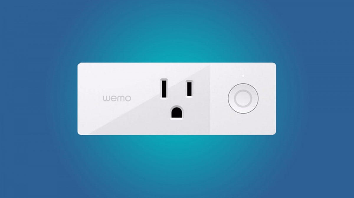 Good Deal: Belkin's WeMo Mini Smart Plug Is Only $19 Today – Review Geek
