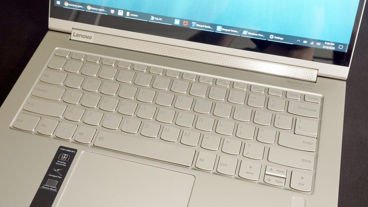 C940 keyboard