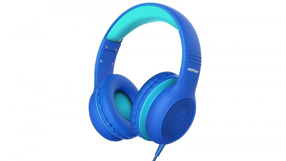 Mpow corded budget-friendly headphones for kids