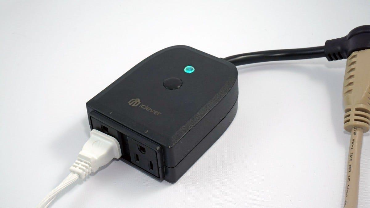 iClever Smart Outlets sind effektiv, aber schwierig einzurichten
