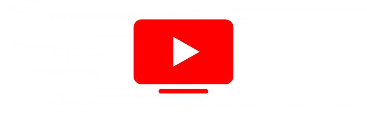 Логотип YouTube TV