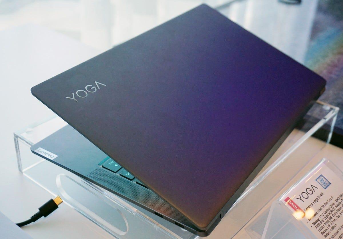 Lenovo Yoga S940 Expands the Yoga Brand to Conventional