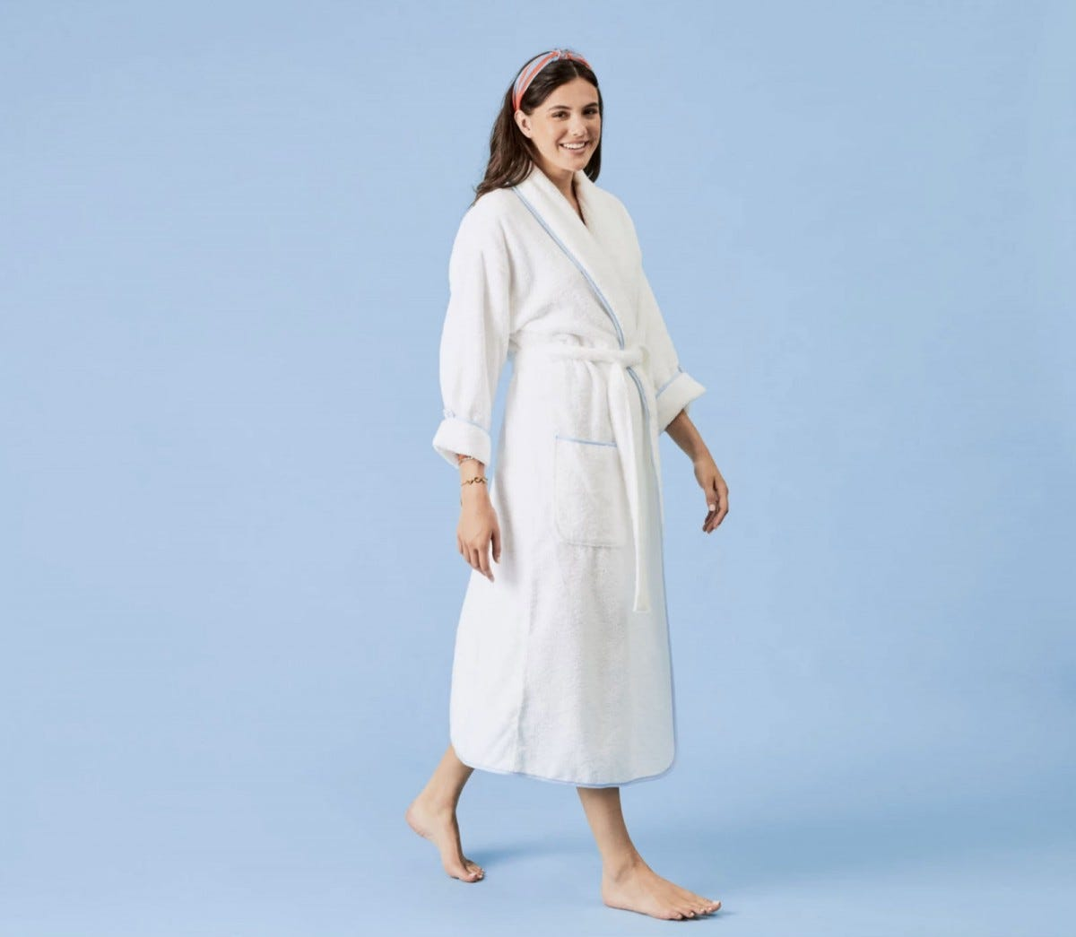 weezie long robe