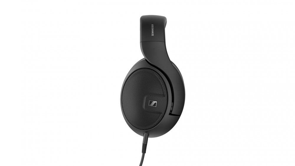 A side vew of the HD 560S headphones.