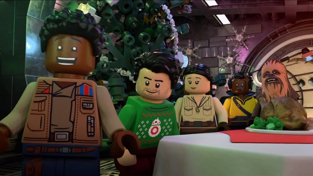 LEGO Star Wars Holiday Special screenshot