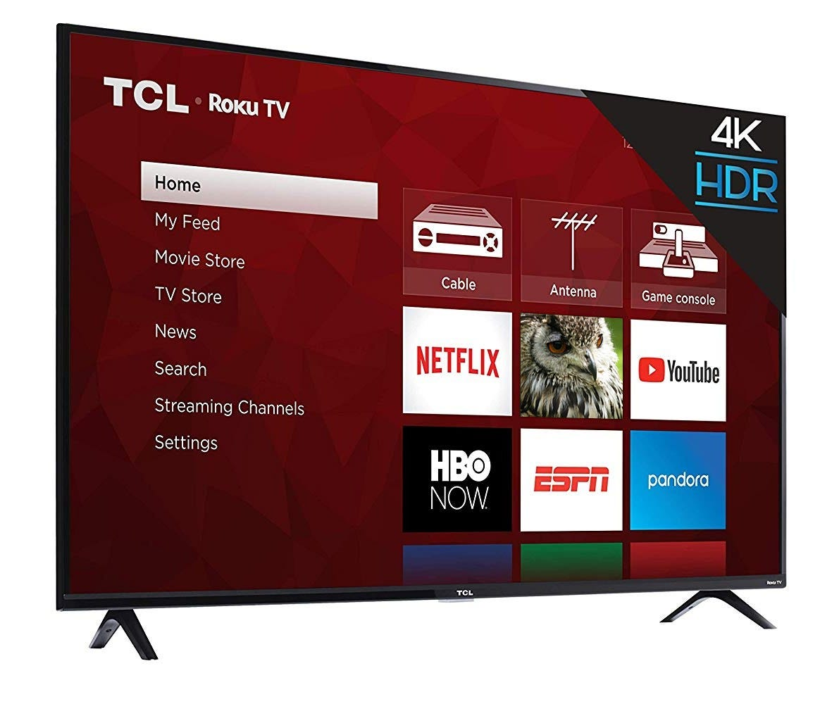 TCL 55S425 television