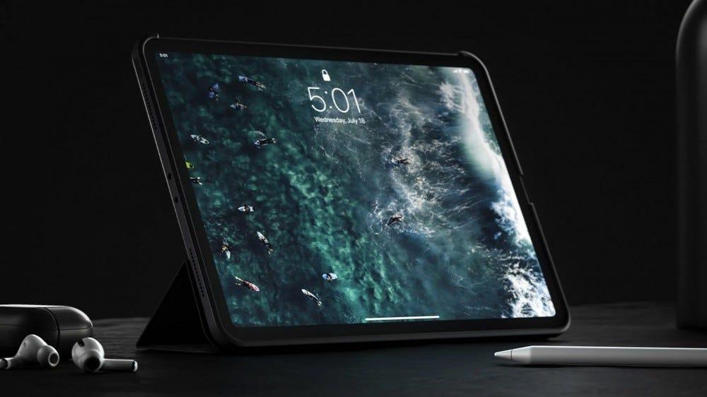 Nomad iPad Pro Folio case