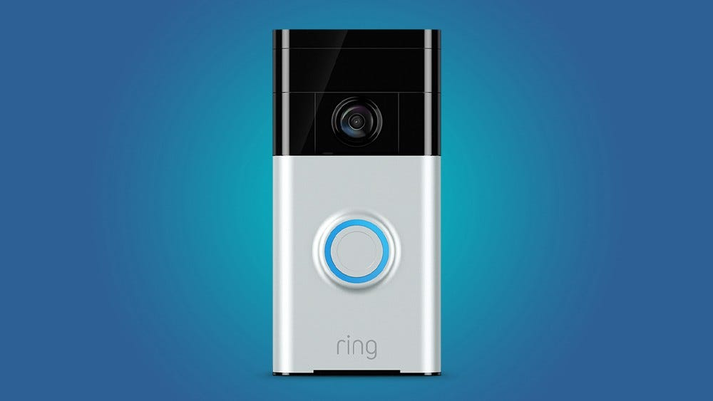 Original Ring Video Doorbell