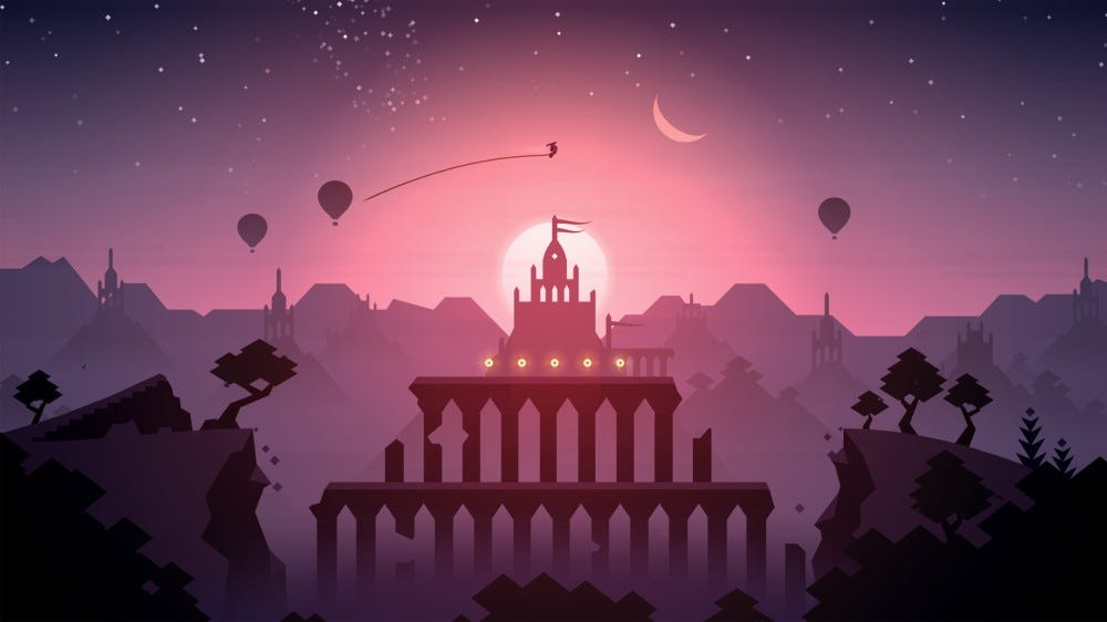 The Alto Collection bundle of Alto's Adventure and Alto's Odyssey available for PC and consoles on August 13