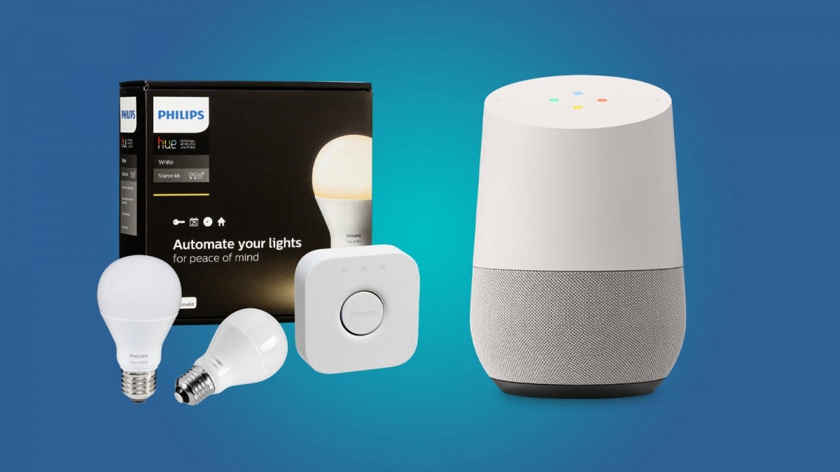 Smart Bulbs For Your Google Home