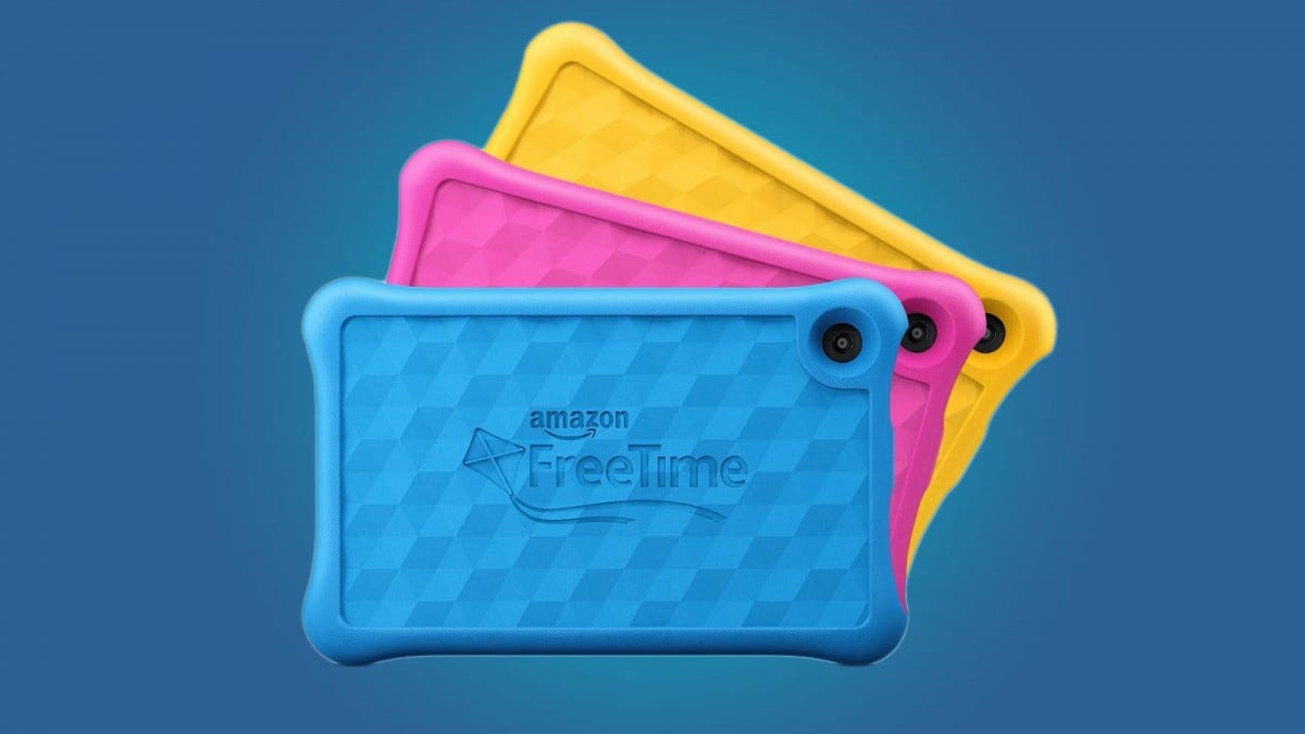 Buying an Amazon Fire Tablet? Buy the Kid's Edition (Even if