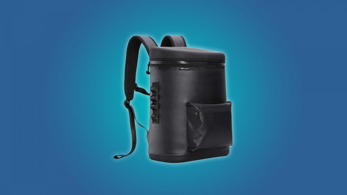 The MIER 9qt Backpack Cooler