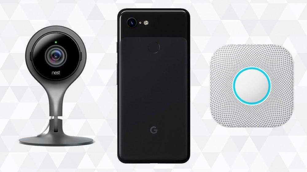 محصولات Google را در پس زمینه هندسی به روز کنید