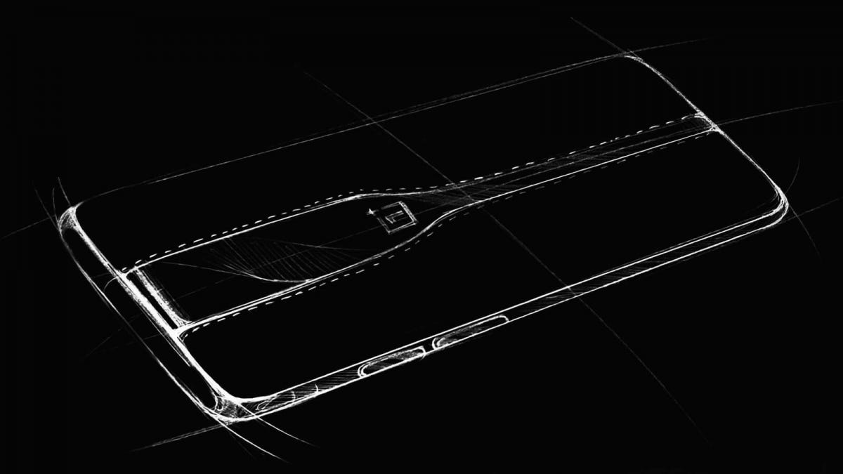 OnePlus Concept One Sketch