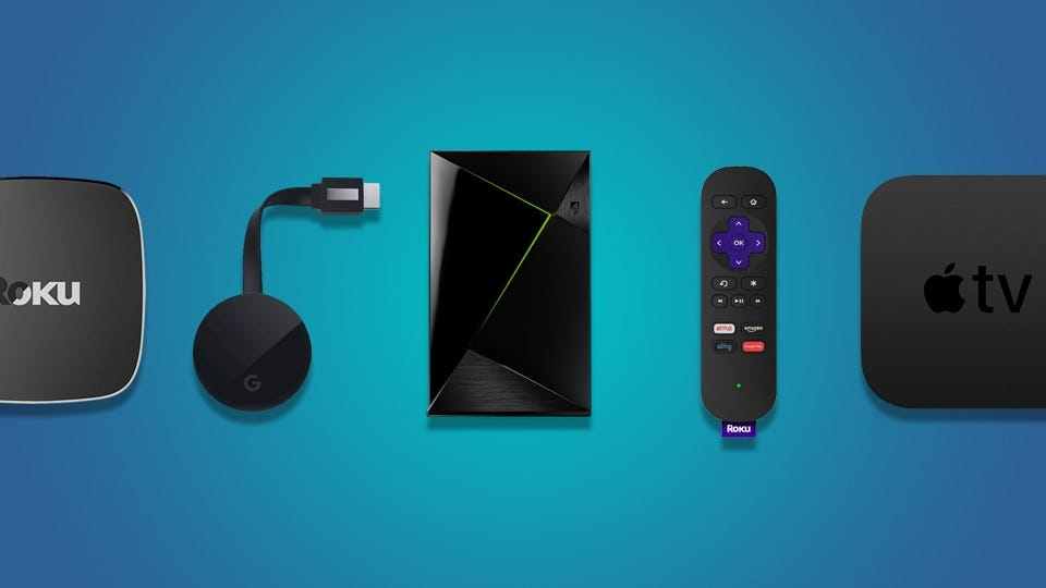 Don't Bother with Smart TV Software, Use a Streaming Stick