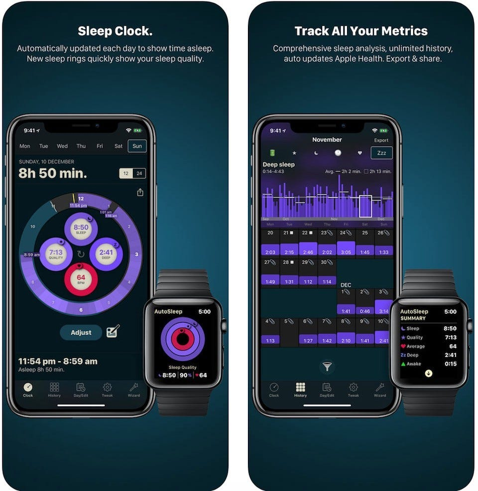 6 Great iOS Apps to Track and Improve Your Sleep – Review Geek